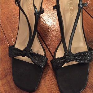 Black sexy Sandels